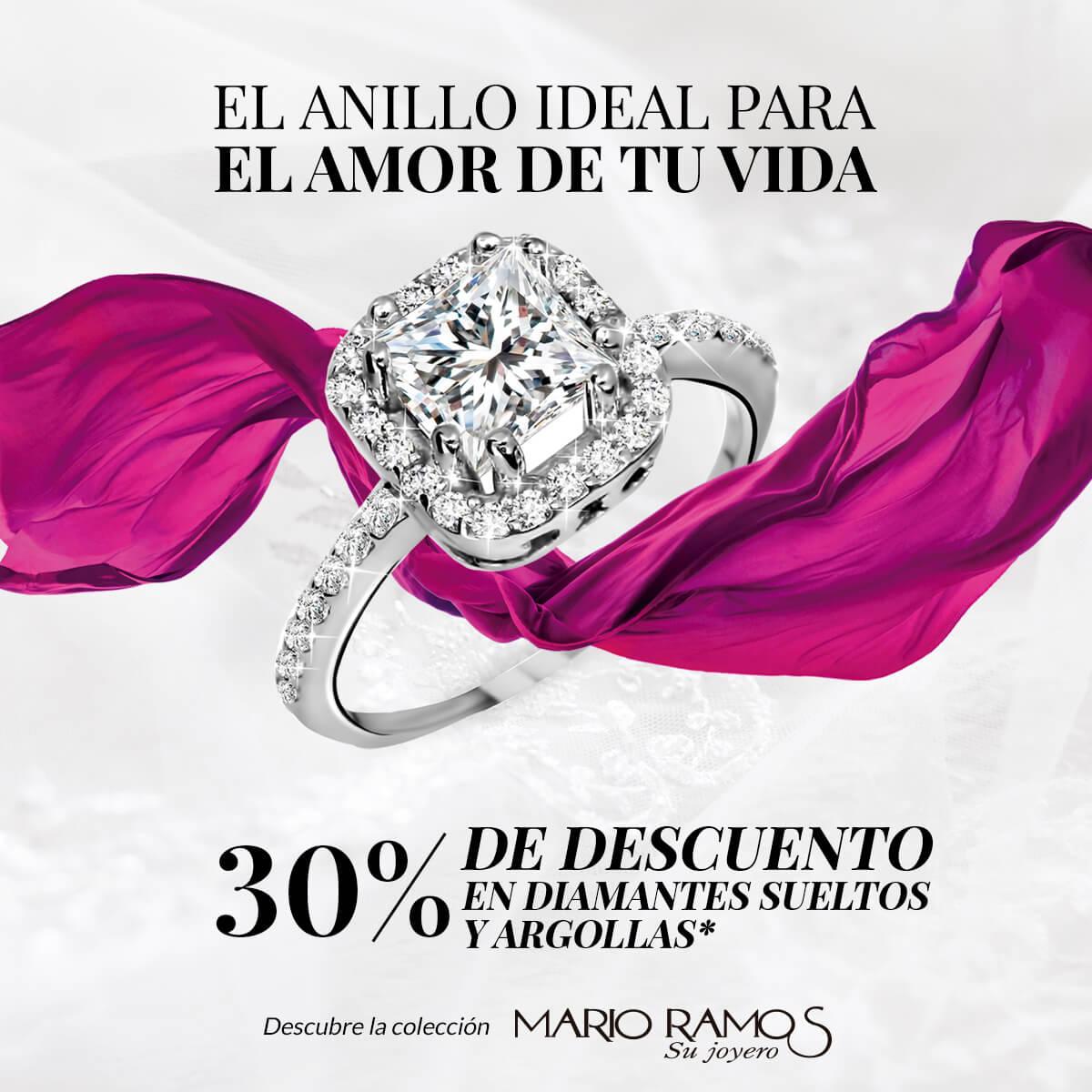 El anillo ideal para el amor de tu vida